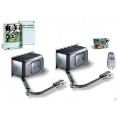 Автоматика распашных ворот до 800 кг. Комплект FERNI Combo Classico