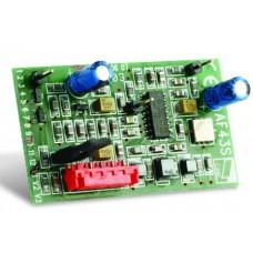 Радиоприемник встраиваемый 433.92 МГц. CAME AF43S
