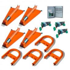 Парковочный модуль UNIPARK-4, на 4-места